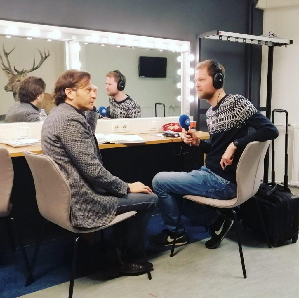 Interview met dirigent Gustavo Gimeno